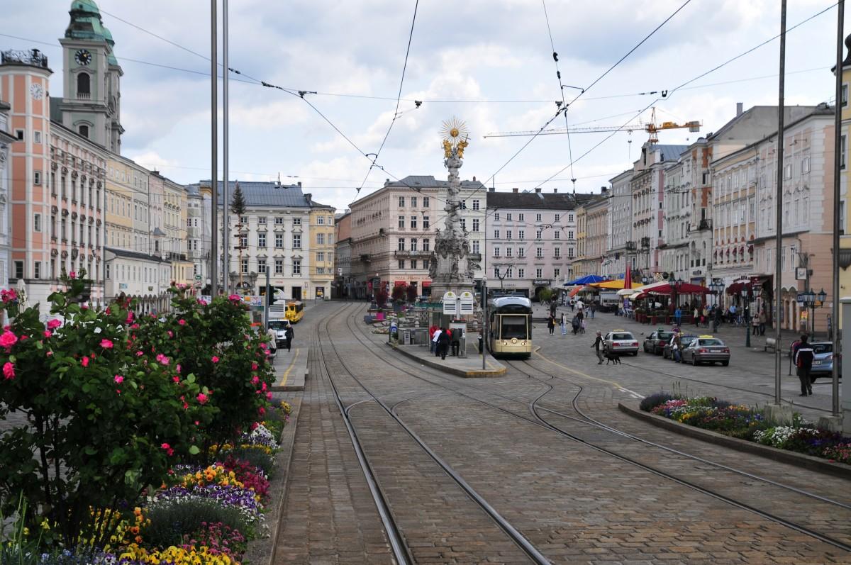 transport in orasul Linz