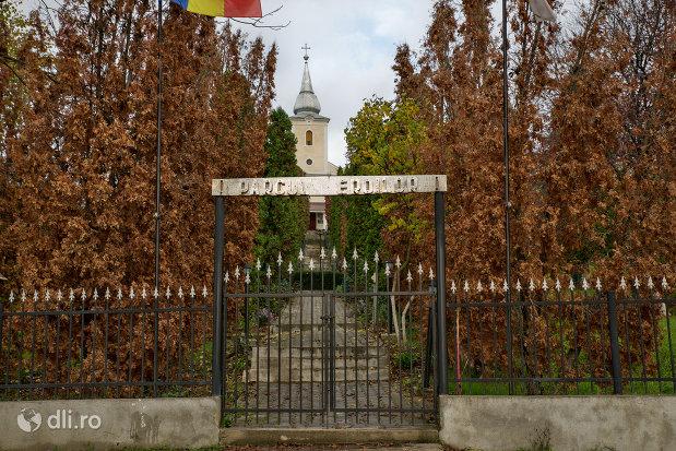 treptele-ce-duc-la-biserica-ortodoxa-sfintii-arhangheli-mihail-si-gavril-din-salajeni-judetul-salaj.jpg