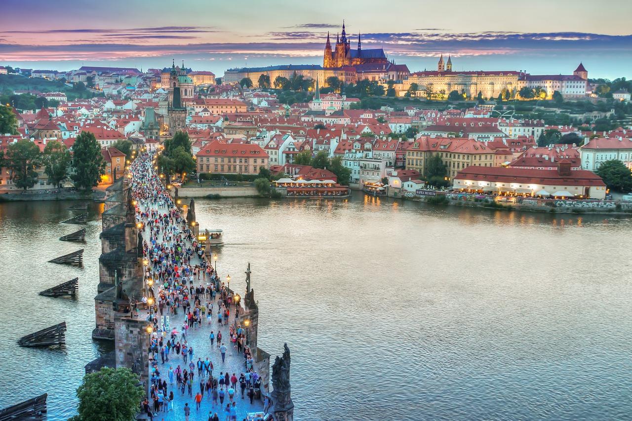 turism in Praga