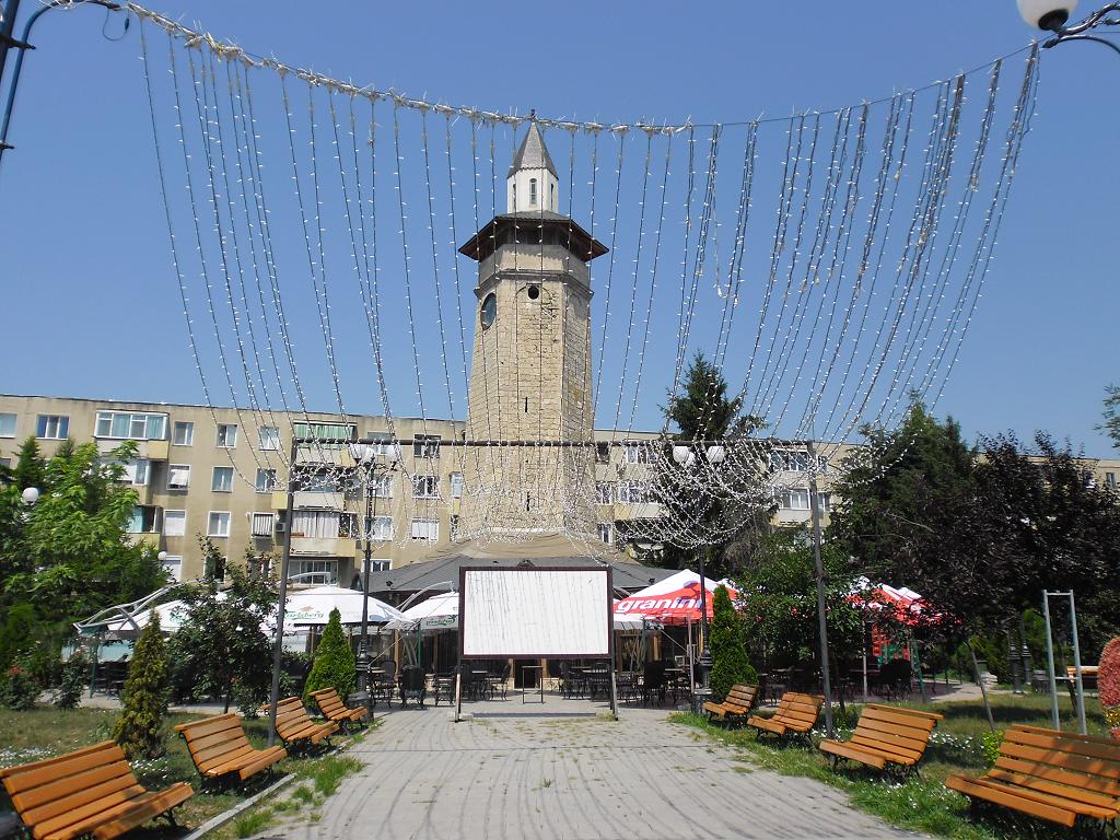 turnul cu ceas din Giurgiu