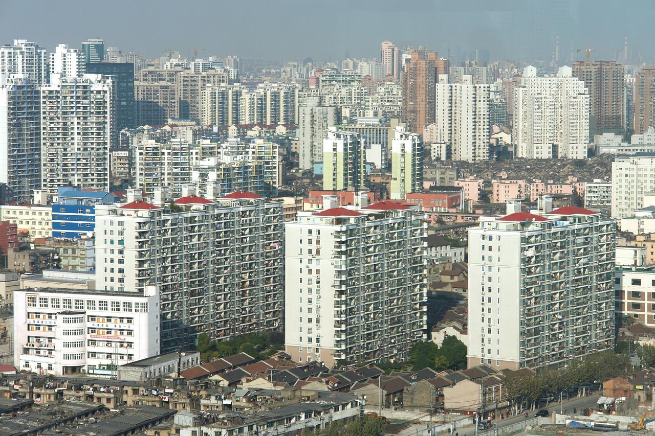 urban Shanghai