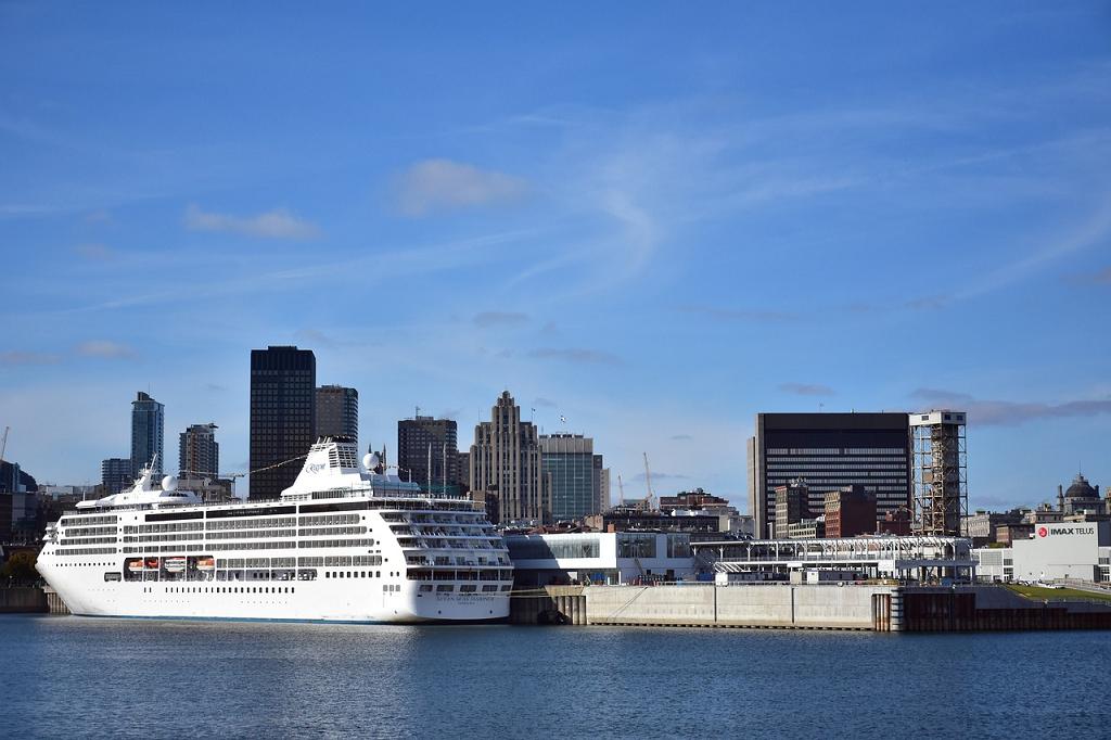 vechiul port din Montreal