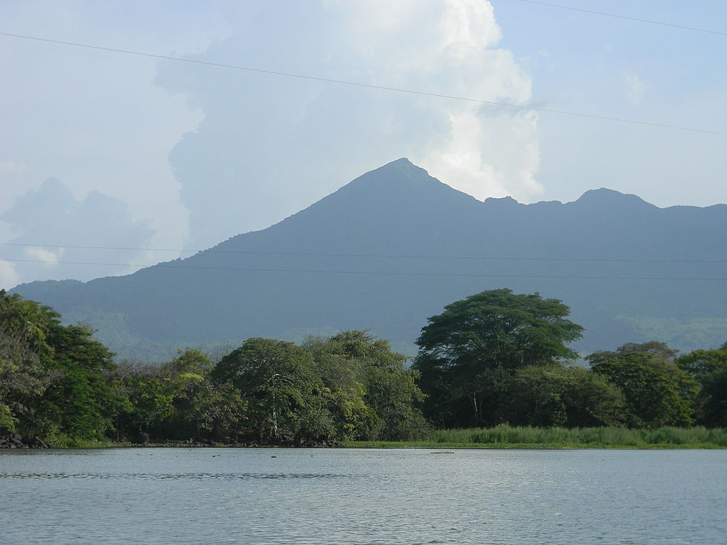 vulcanul Mombacho