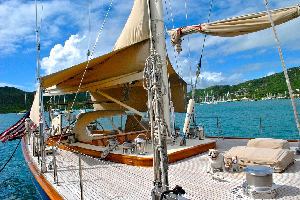 yacht Antigua