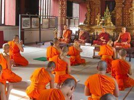 Mănăstire budistă