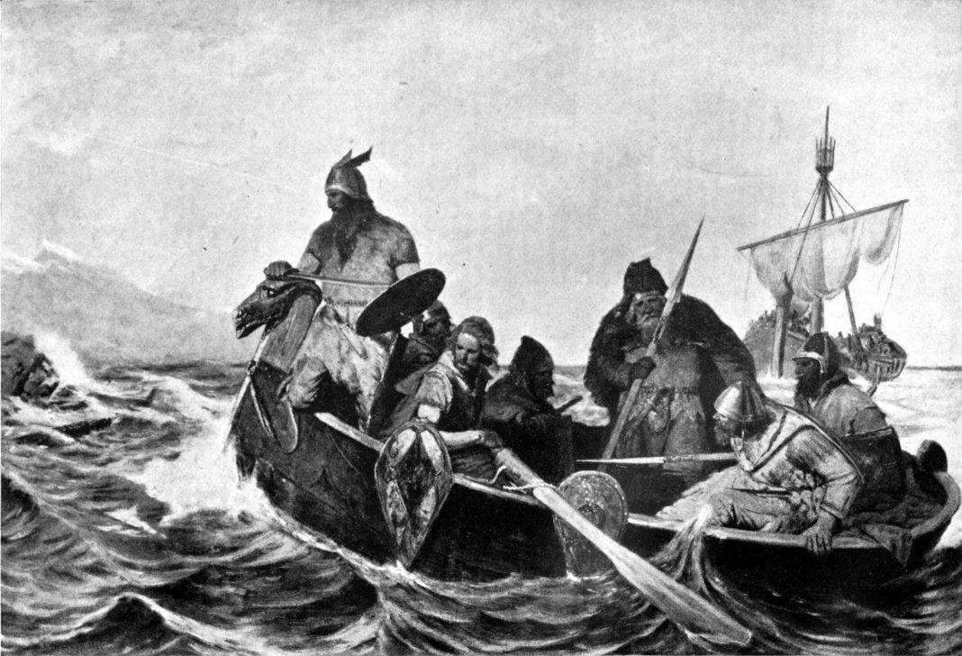 Războinicii și exploratorii scandinavi