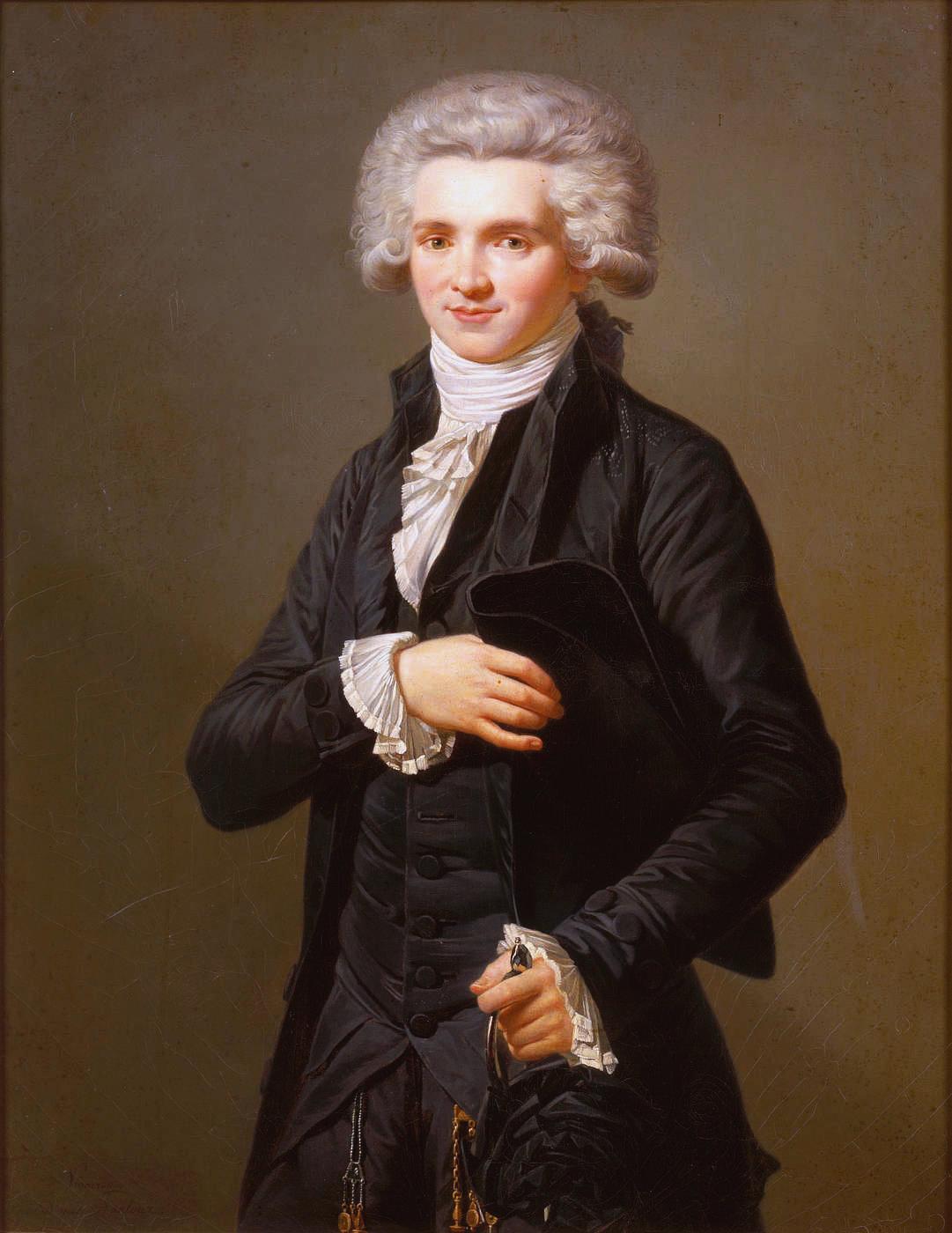 Maximilien de Robespierre1