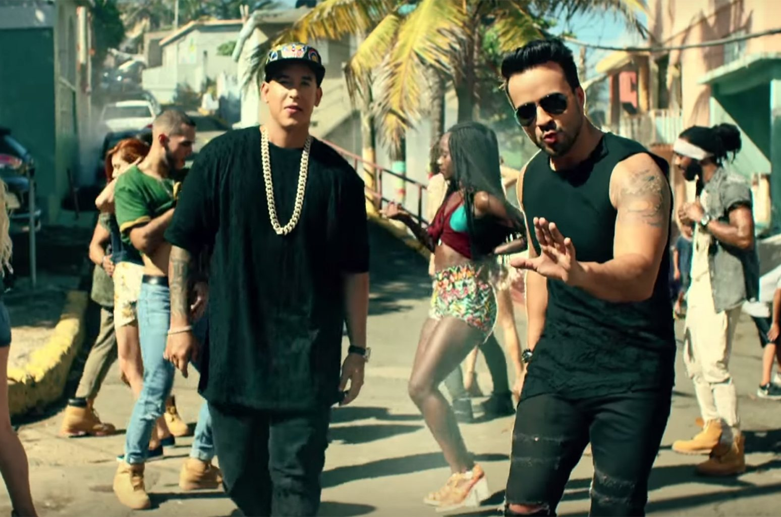 Despacito, Luis-Fonsi ft. Daddy-Yankee