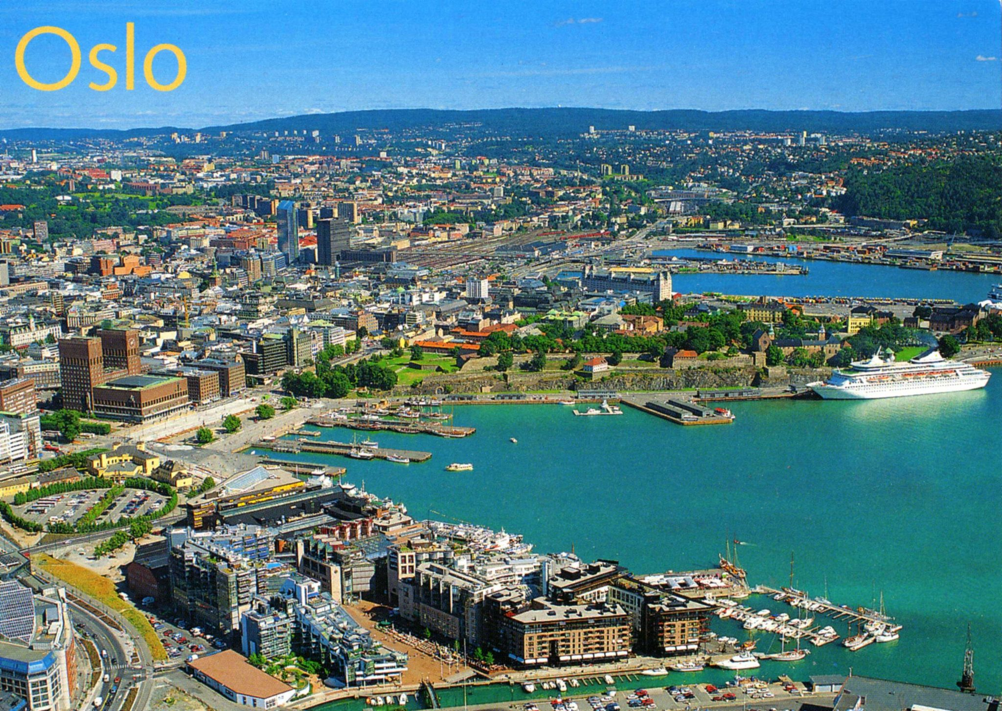 Oslo, Capitala Norvegiei