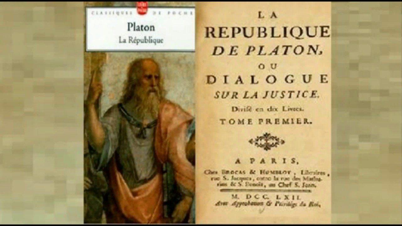 Platon, Republica, Mitul pesterii