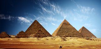 Piramidele din Egypt