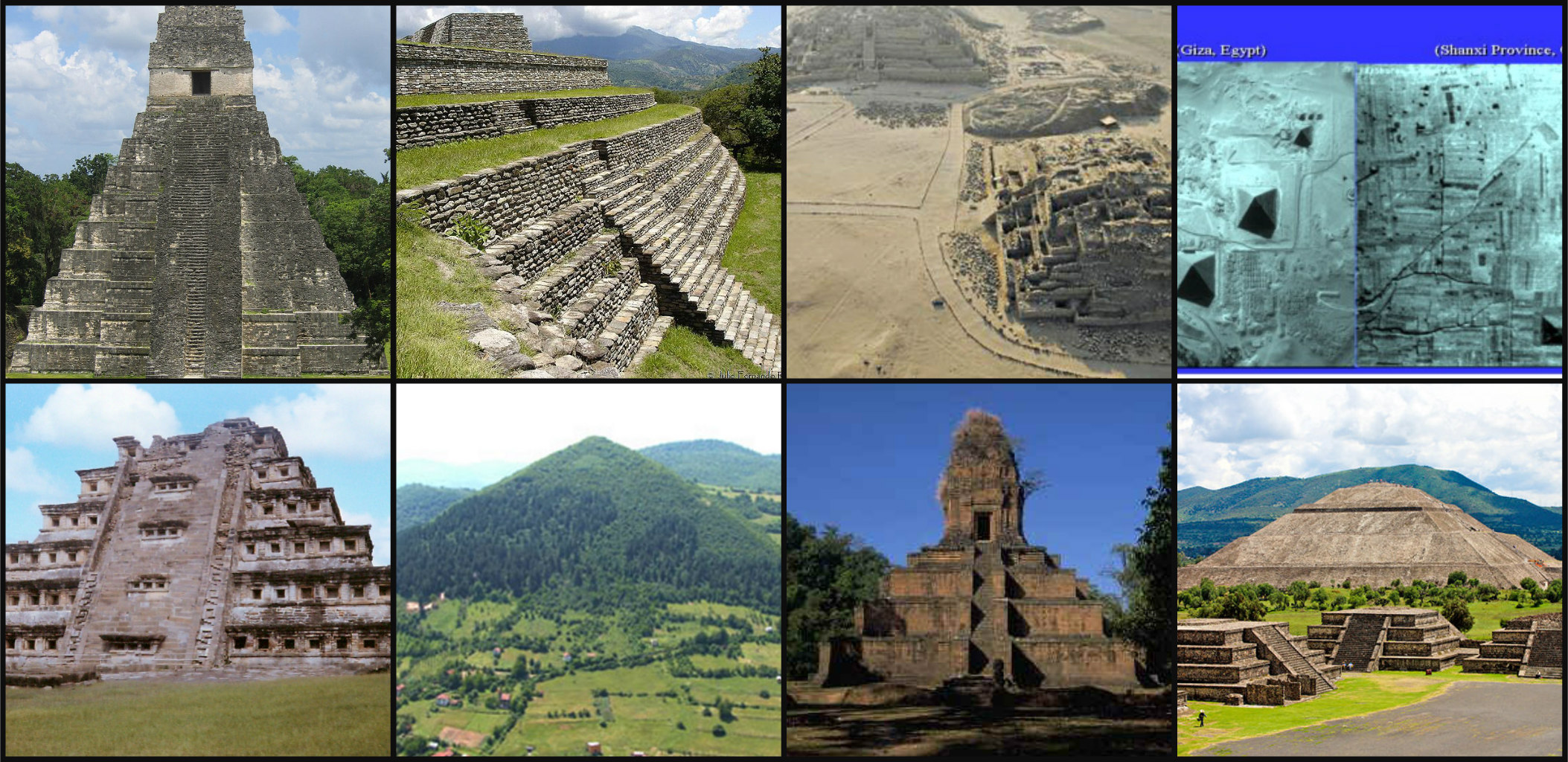 Piramidele lumii