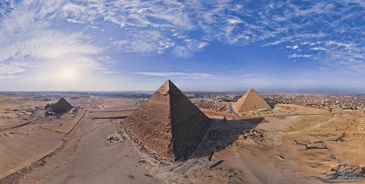 Piramidele egiptene, cele mai spectaculoase dintre piramidele lumii