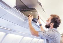 dimensiuni bagaj de mana low cost