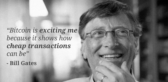 Bill Gates despre Bitcoin - BTC