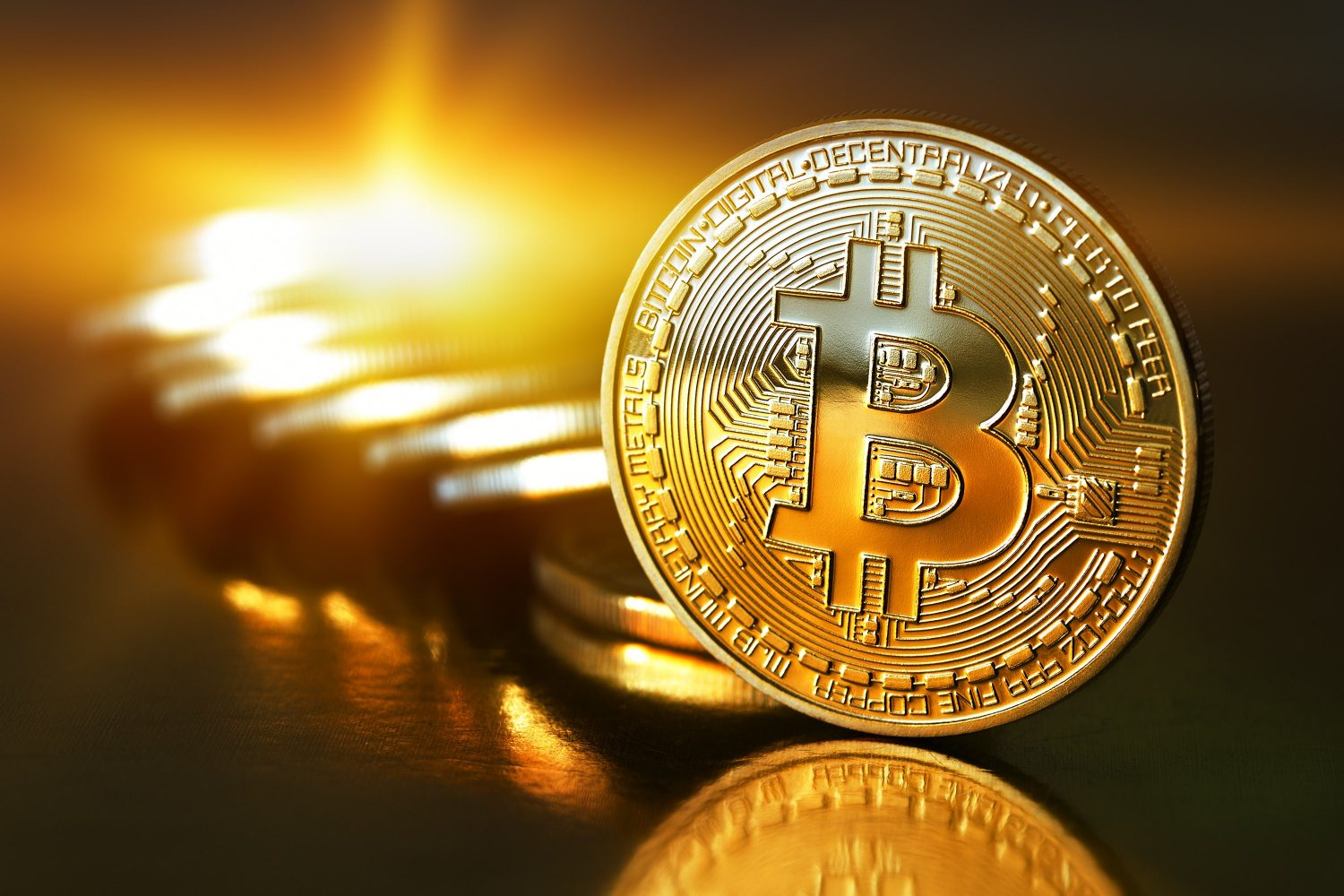 Bitcoin - BTC, moneda virtuala