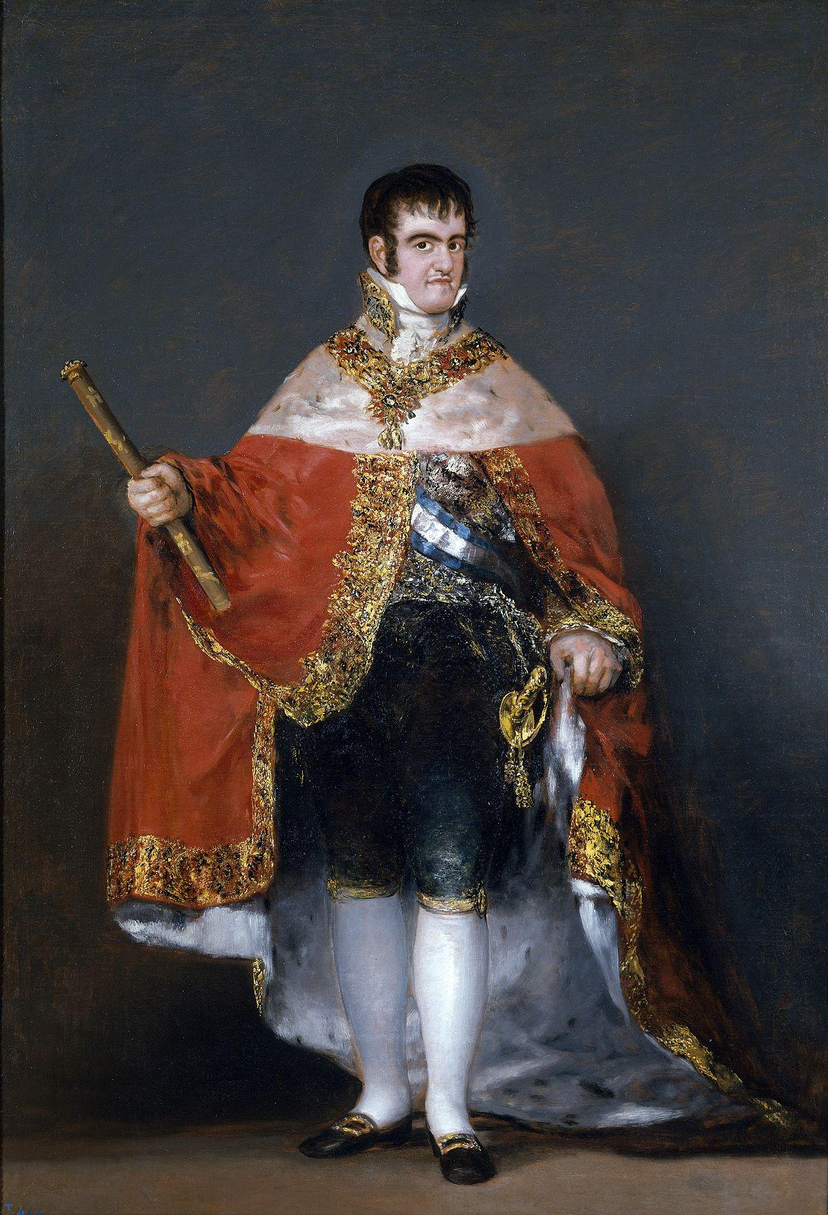 Ferdinand al VII lea