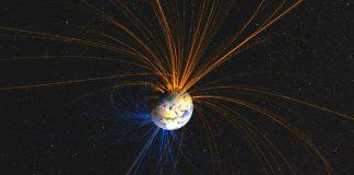 Inversarea Polilor magnetici ai Pamantului