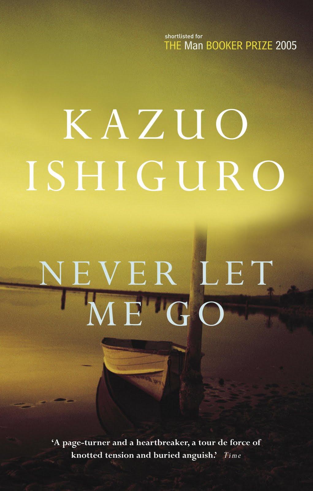 Kazuo Ishiguro, Never let me go