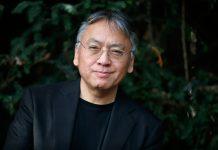 Kazuo Ishiguro, Premiul Nobel pentru literatura, 2017