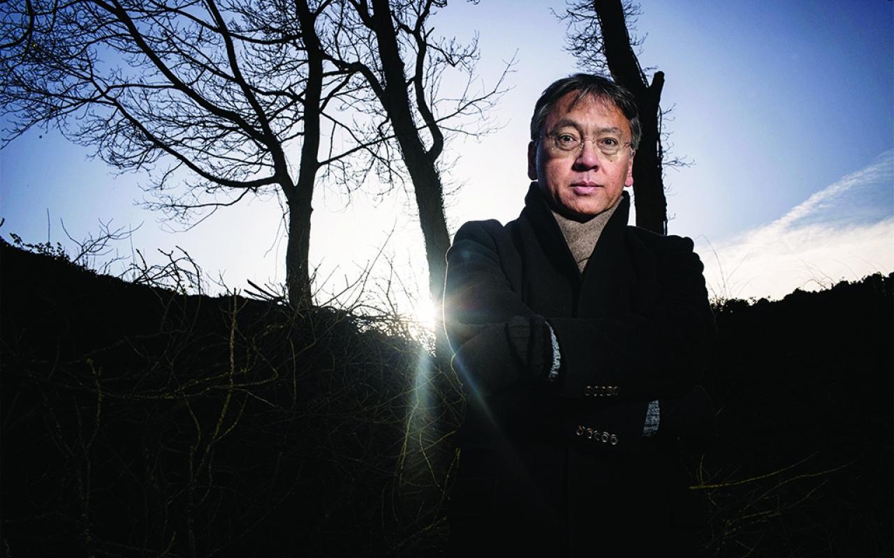 Kazuo Ishiguro, Premiul Nobel pentru literatura