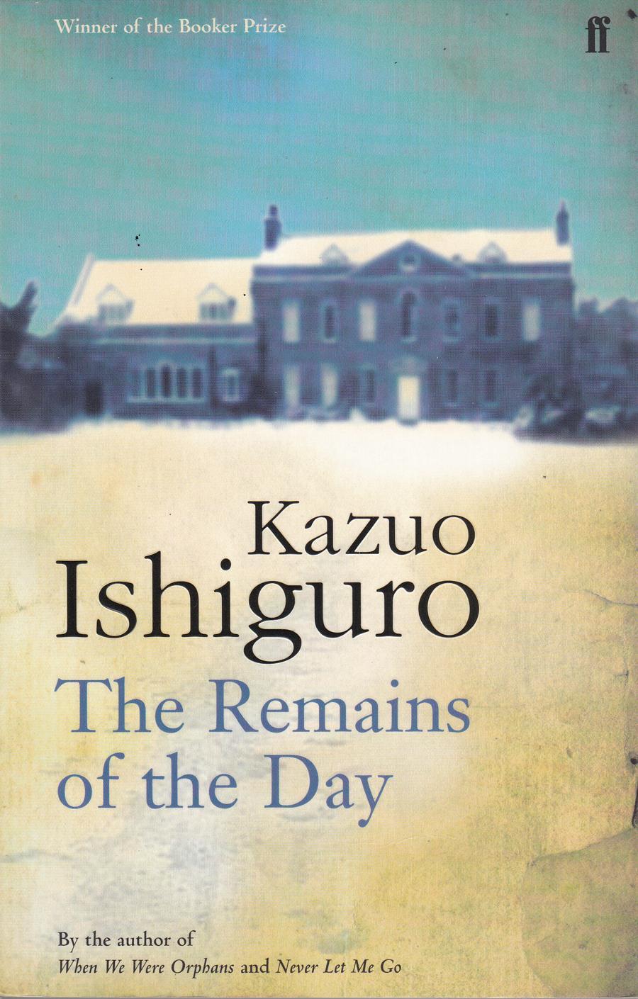 Kazuo Ishiguro, Ramasitele zilei