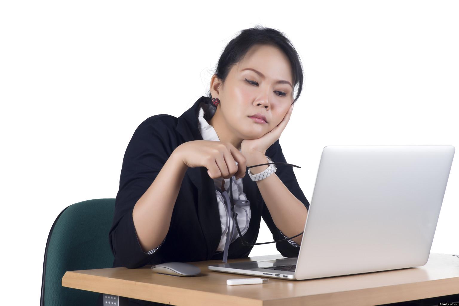Procrastinarea si sarcinile de serviciu