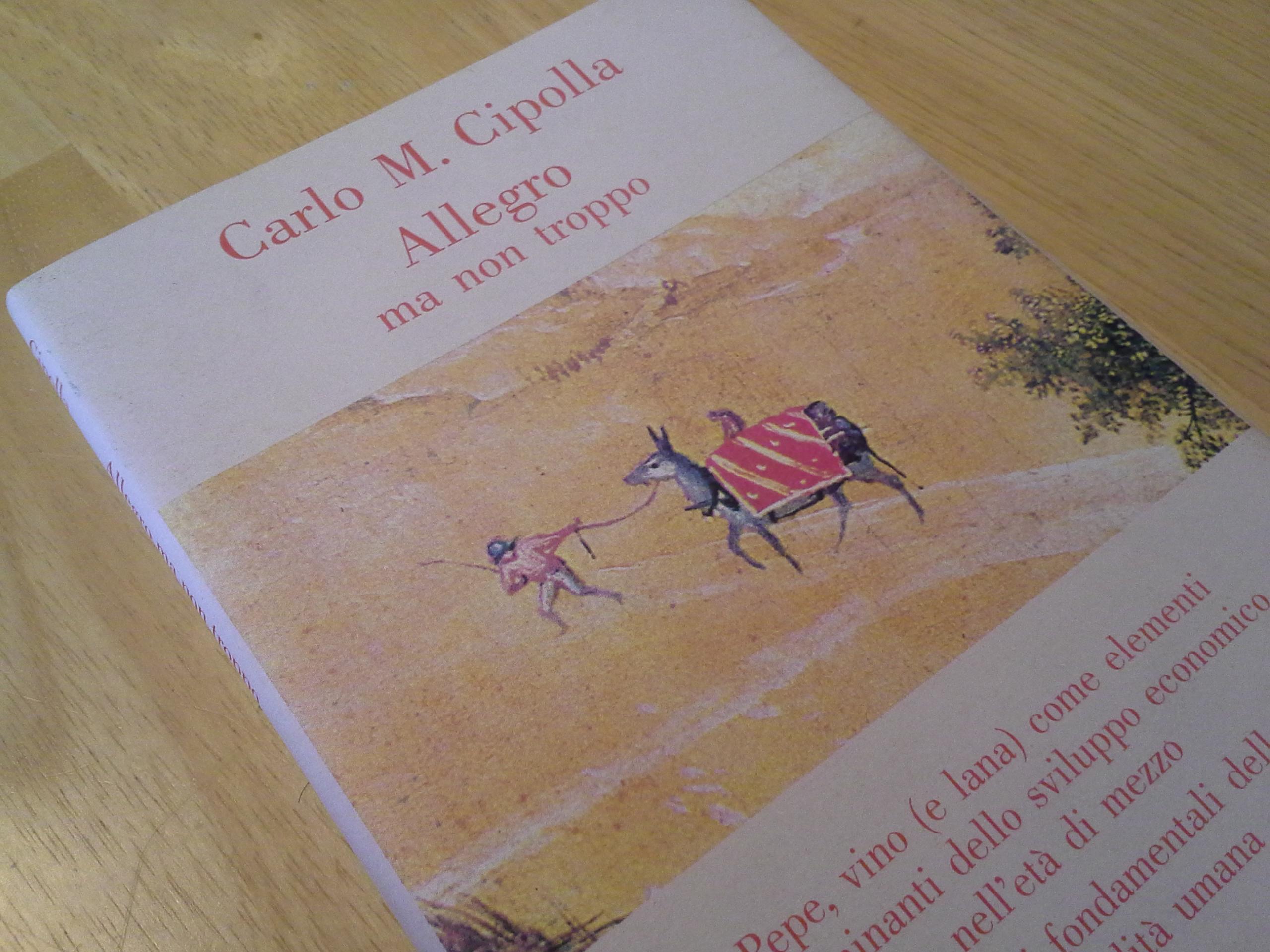 Carlo Cipolla, Allegro ma non troppo con le leggi fondamentali della stupidita umana