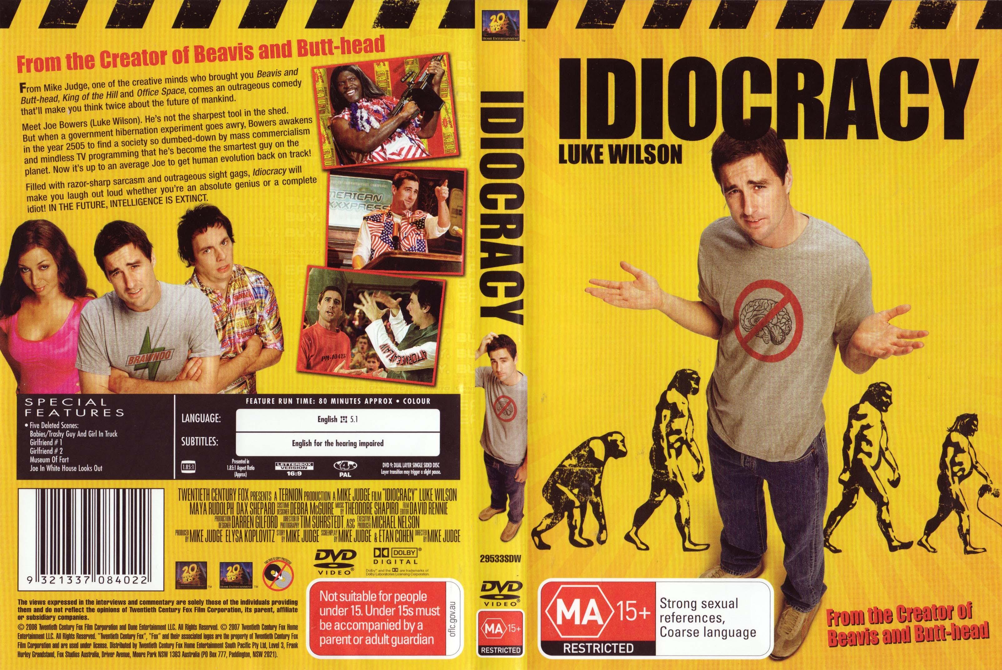 Filmul Idiocracy
