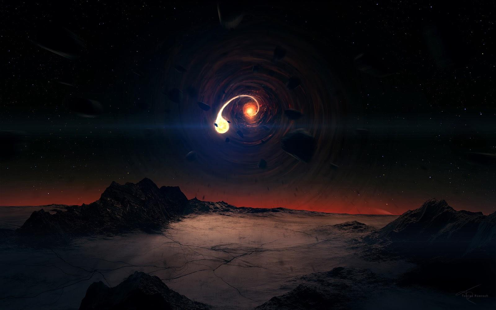 Universul si gaurile negre