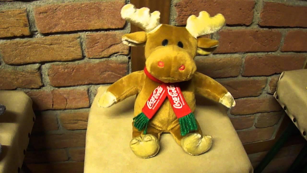 Craciunul ca brand, Renul Rudolf