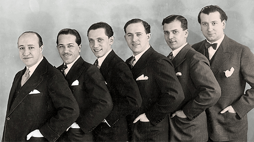 Formatia Comedian Harmonists