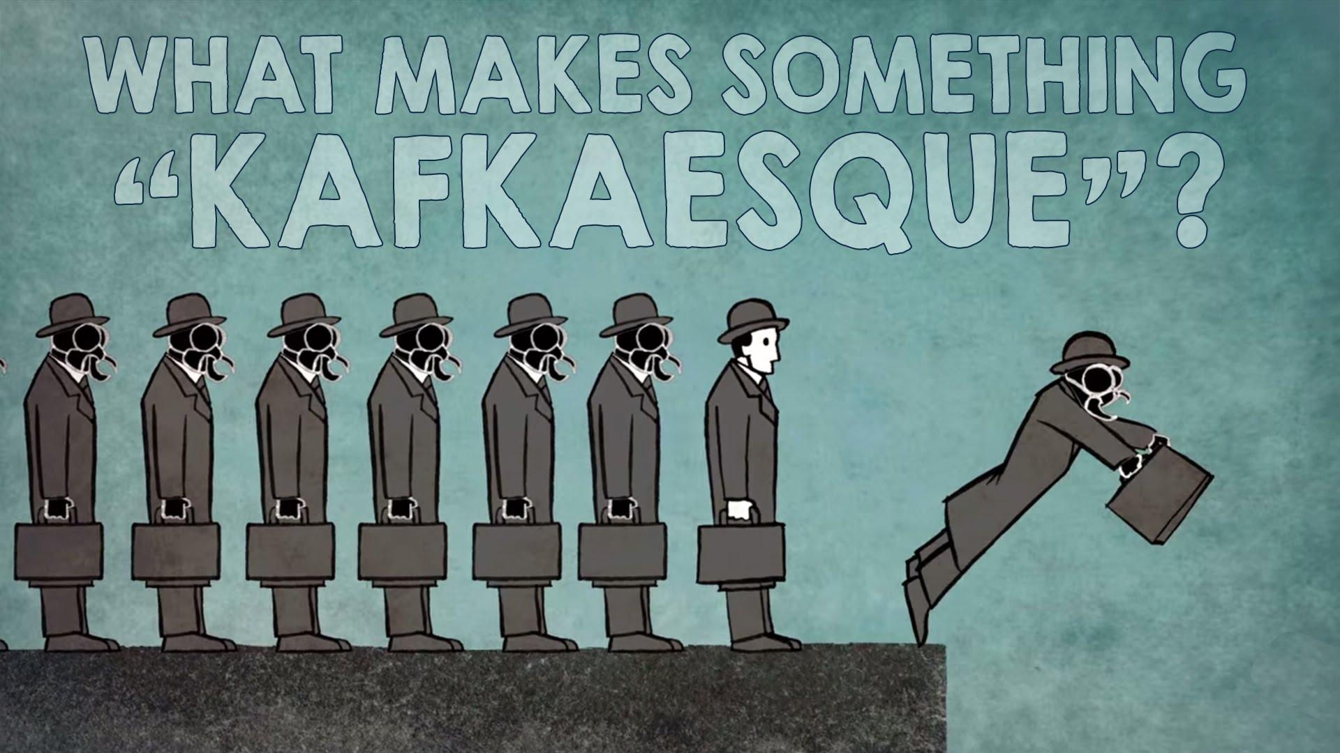 Paradoxul lui Kafka