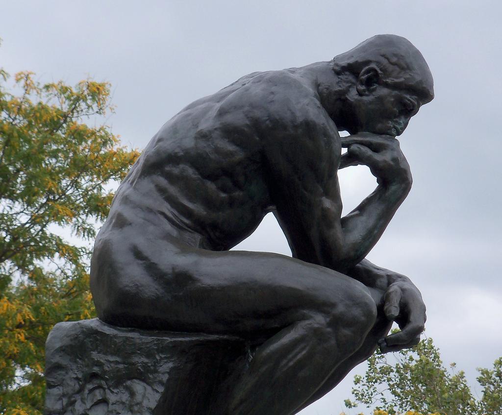 Statuia Gânditorul