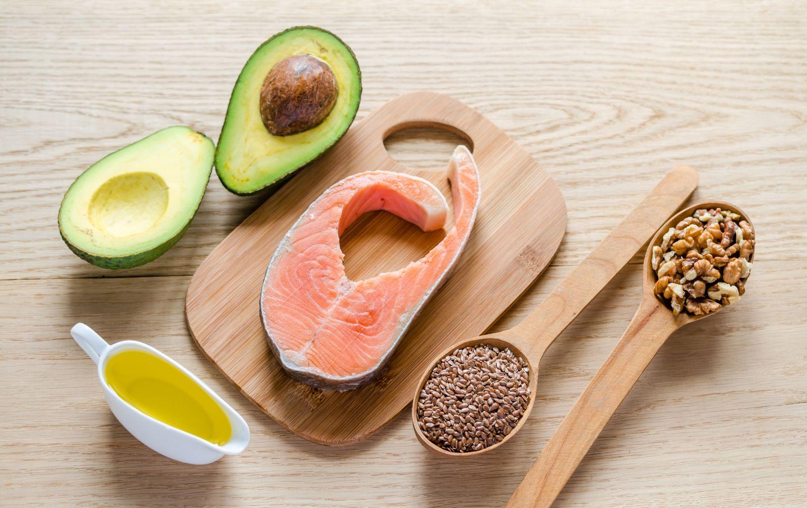 Nutriţia sănătoasă. Grasimi nesaturate
