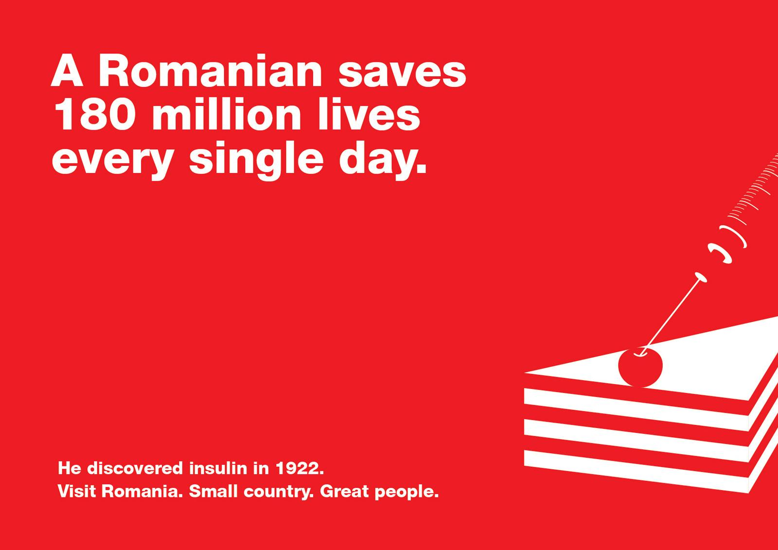 Invenţii româneşti, Insulina