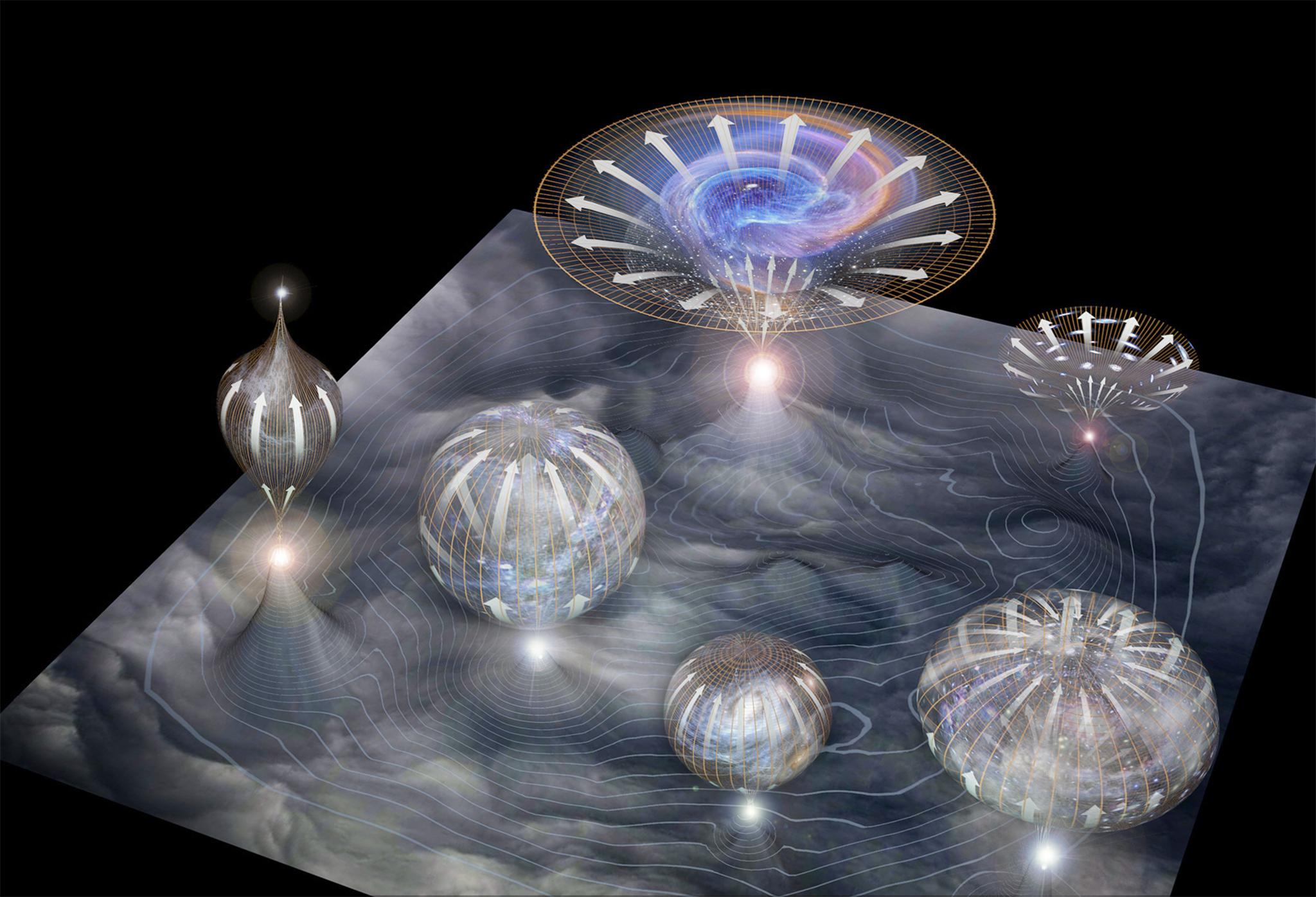 Multiversul in fizica cuantica