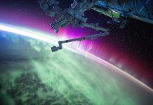 A opta minune, ISS