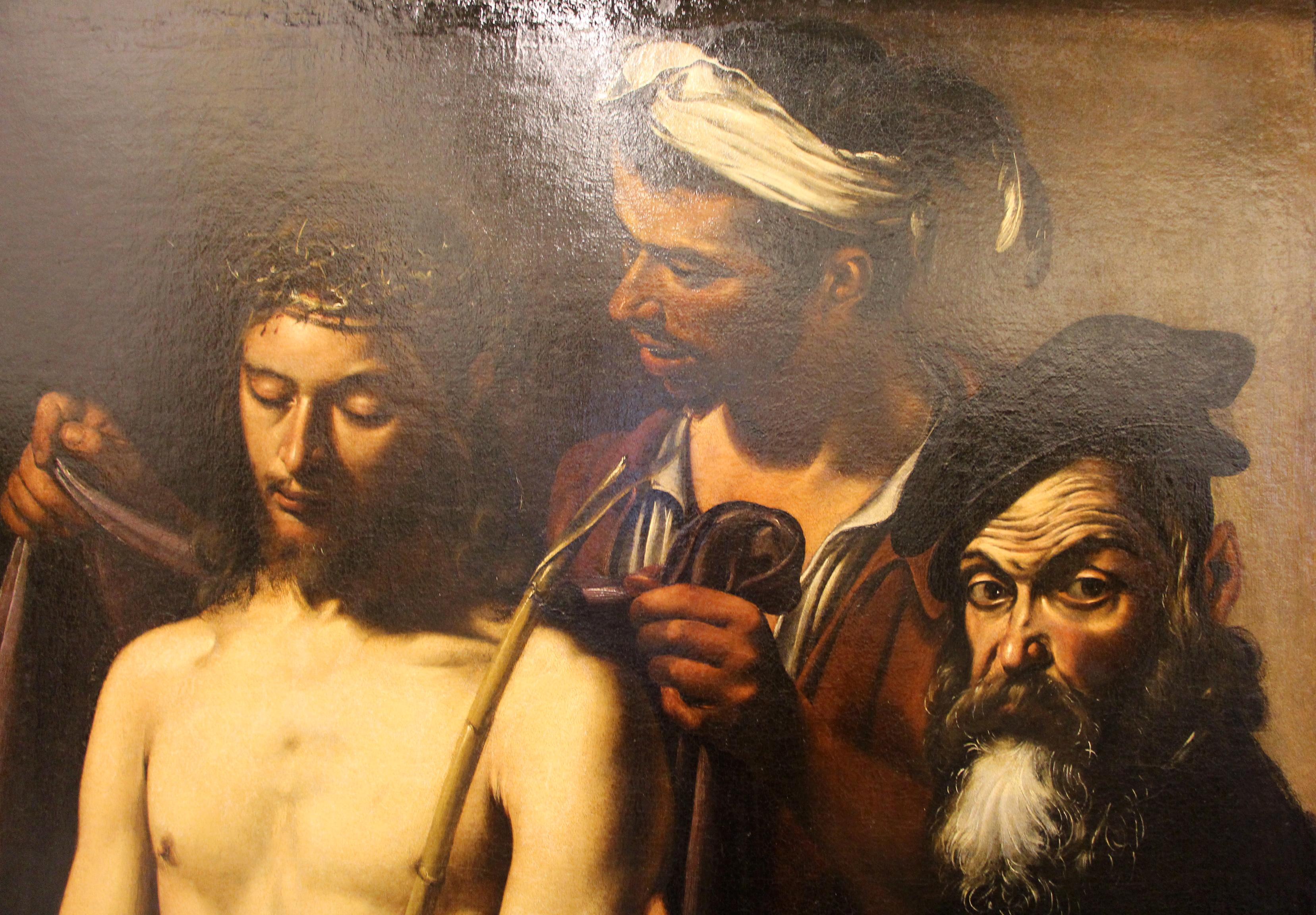 Ecce Homo, Caravaggio
