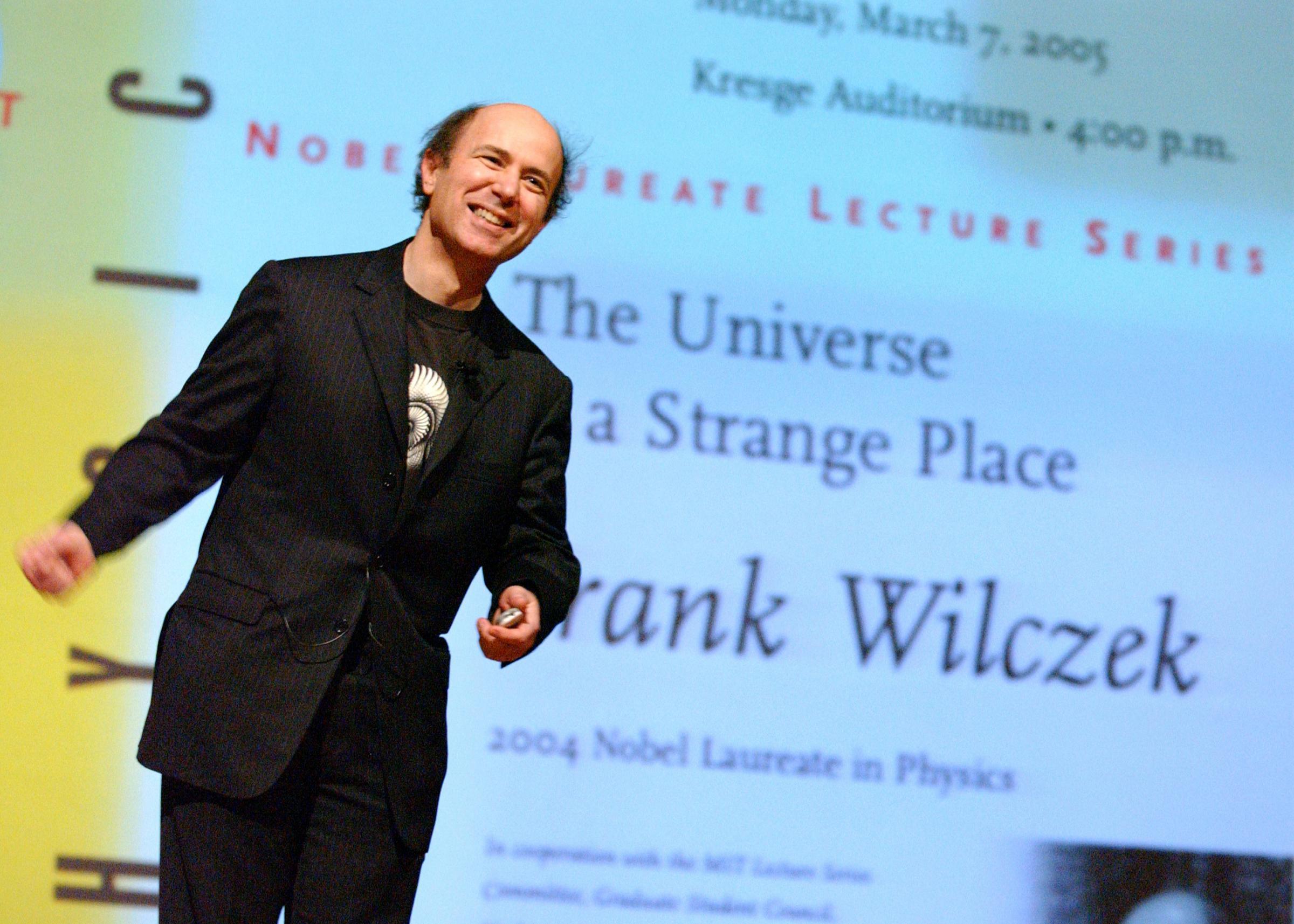 Frank Wilczek, creatorul cristalului temporal