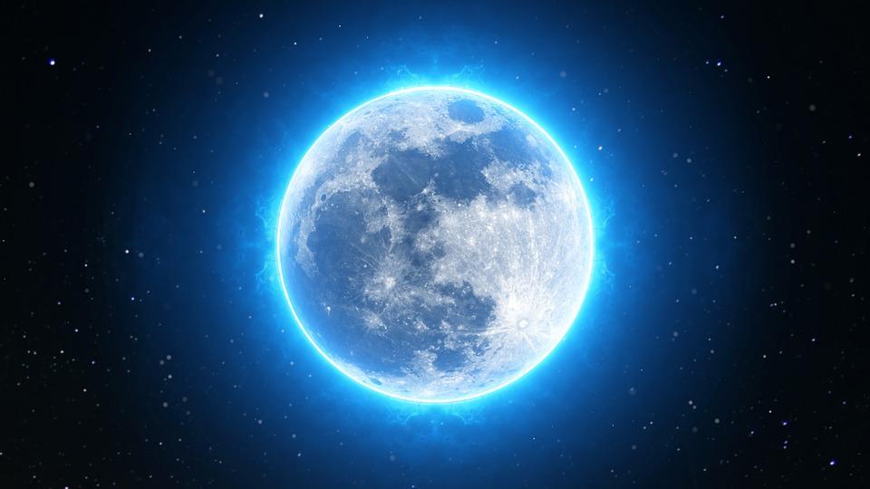 Terra, planeta albastra