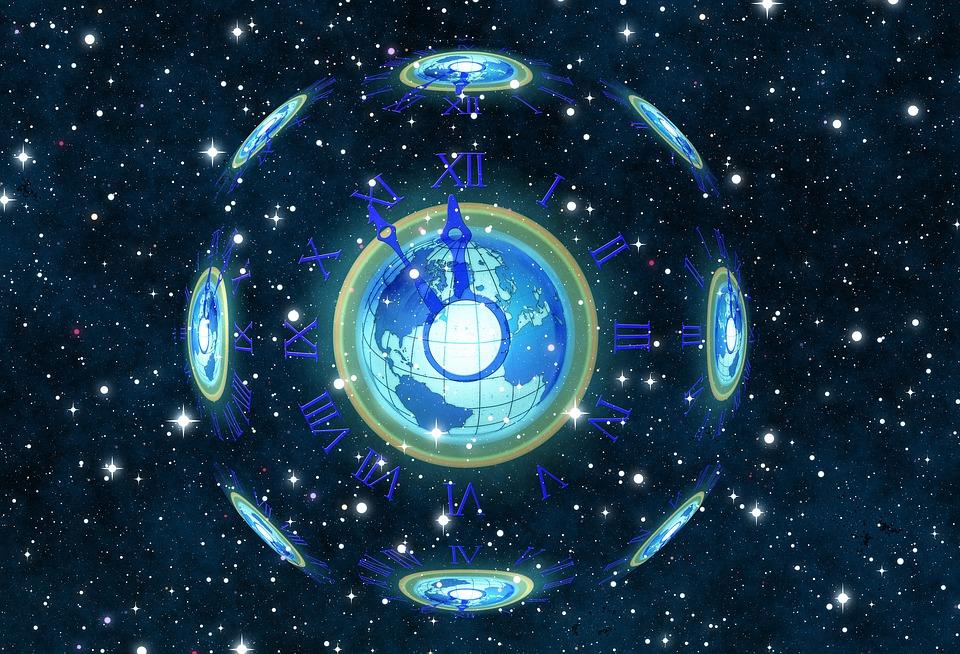 Universul, lumea, timpul