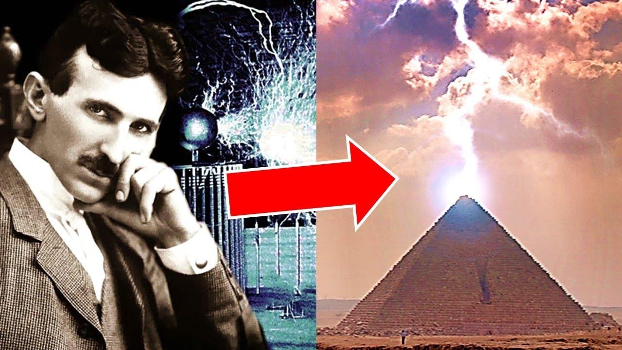 Nikola Tesla era convins de existenta energiilor subtile ale piramidelor