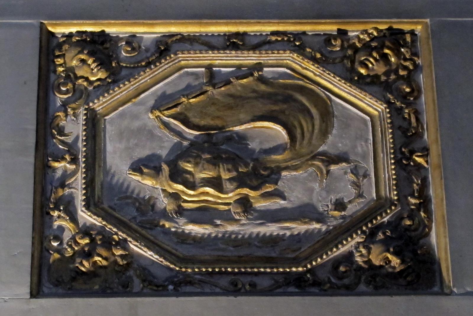 Festina lente, emblema Familiei Medici