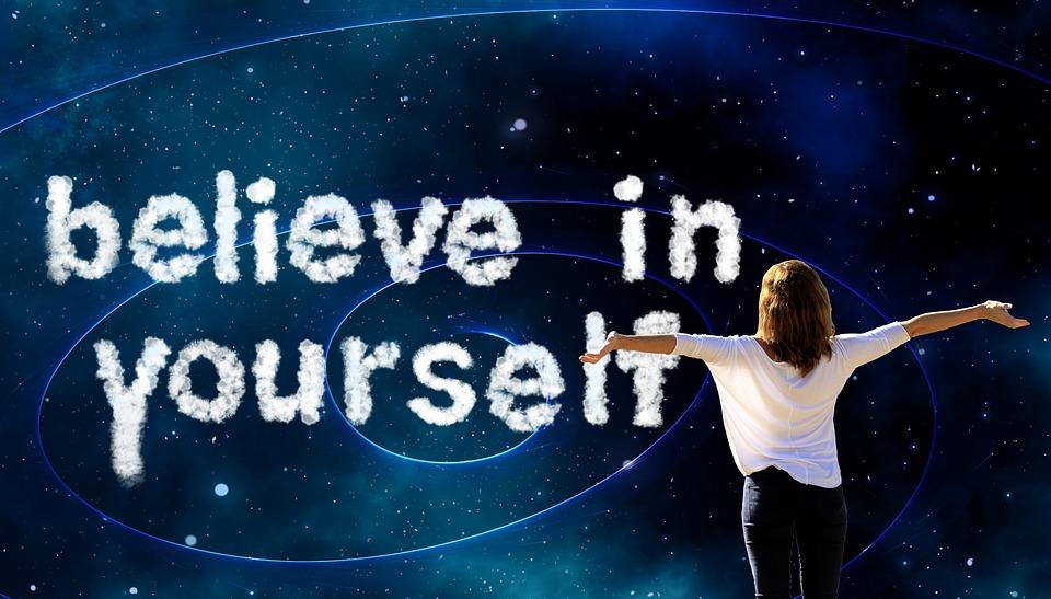 Motivaţia interioară, a crede in tine insuti