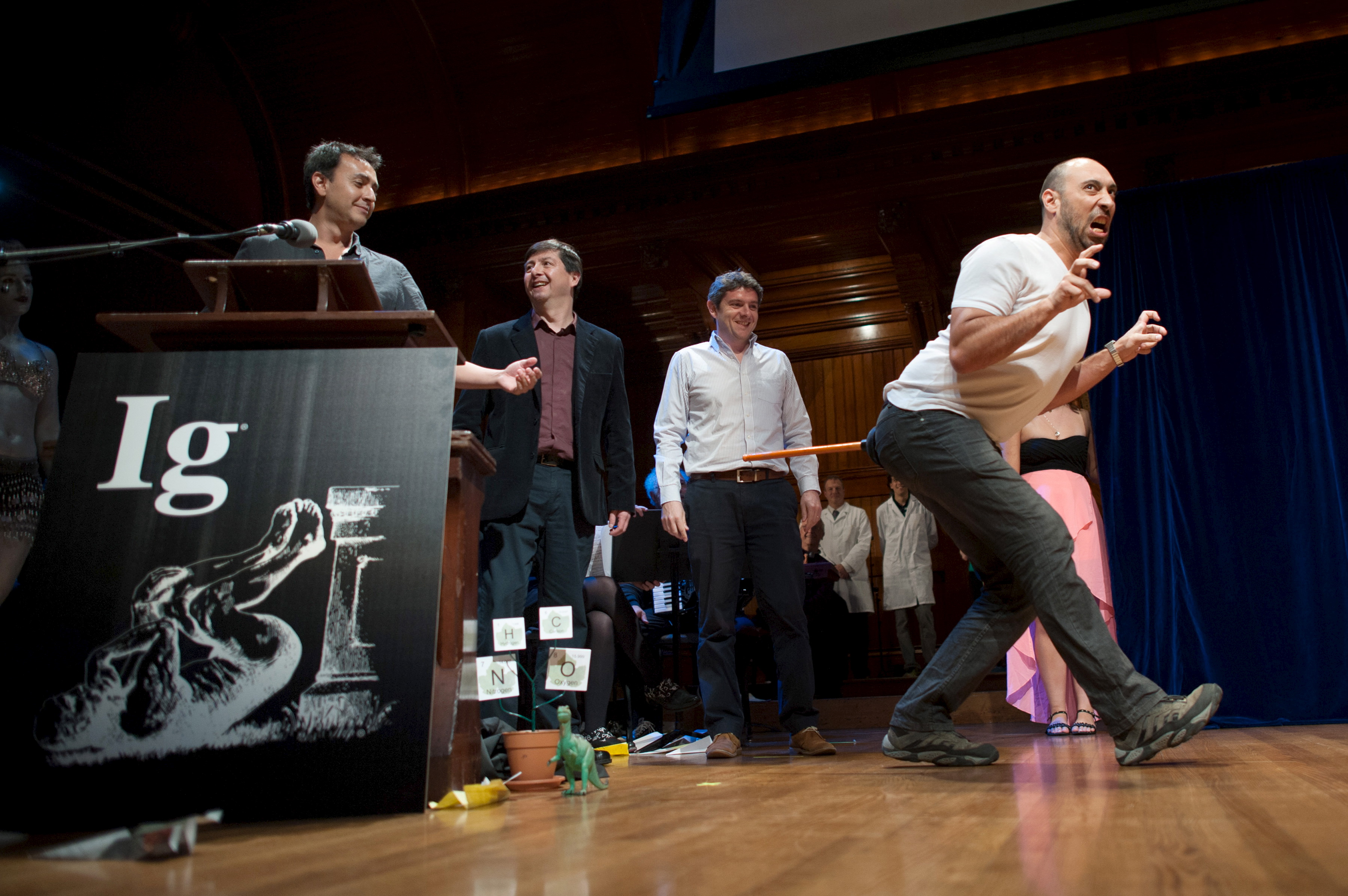 Premiul Ig Nobel 2017, pentru Economie