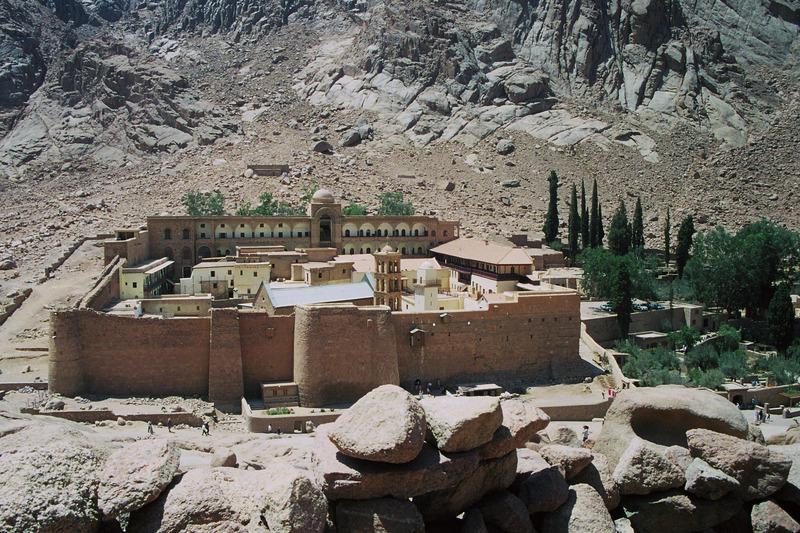 Mănăstirea Sfânta Ecaterina din Sinai