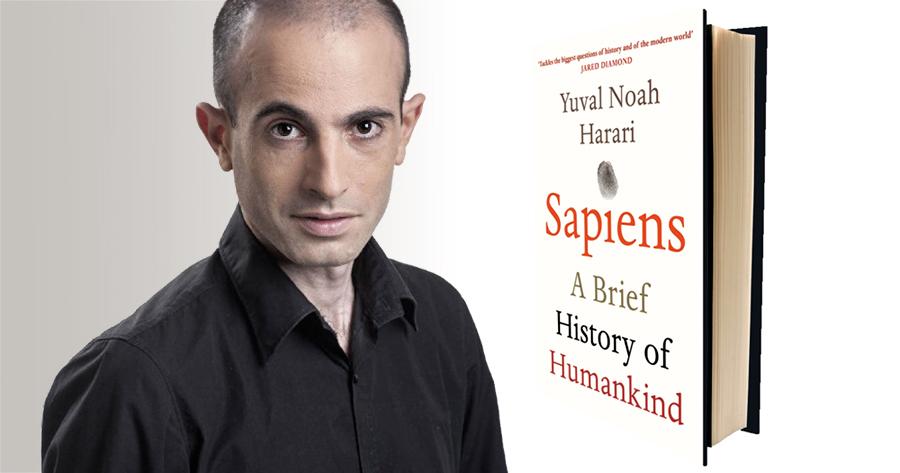 Sapiens. Scurtă istorie a umanităţii, de Yuval Noah Harari