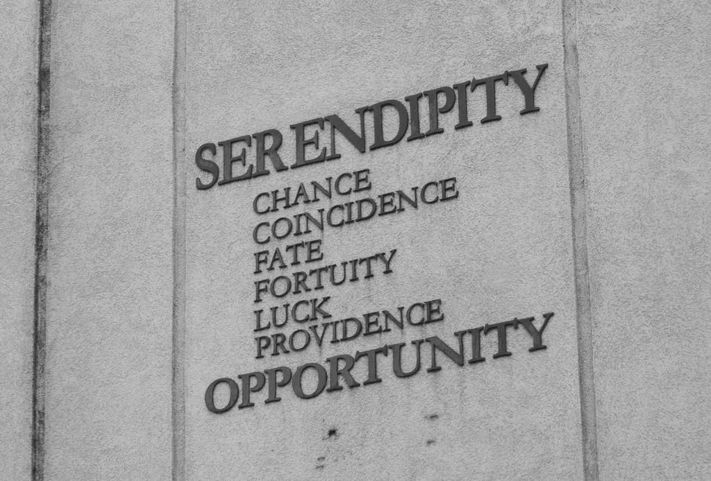 Serendipitatea si discernamantul subtil