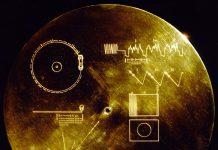 Discul aurit de pe Voyager, Golden Record Voyager